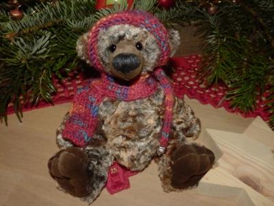 Ein kleiner Weihnachtsbär!